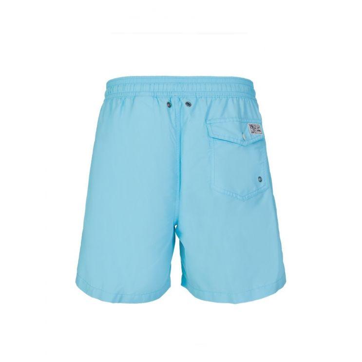 Polo Ralph Lauren Sky Blue Traveller Swim Shorts