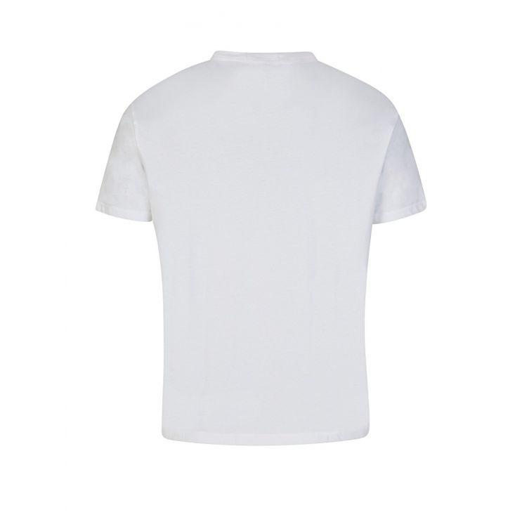 Polo Ralph Lauren White Sport T-Shirt