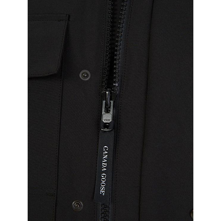 Canada Goose Black Forester Jacket