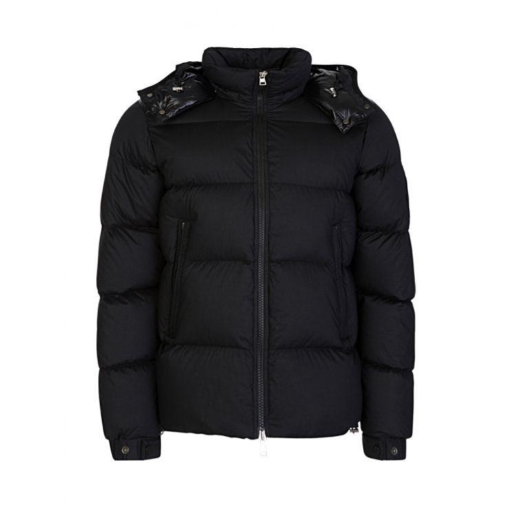 Moncler Genius Black Bernier Jacket