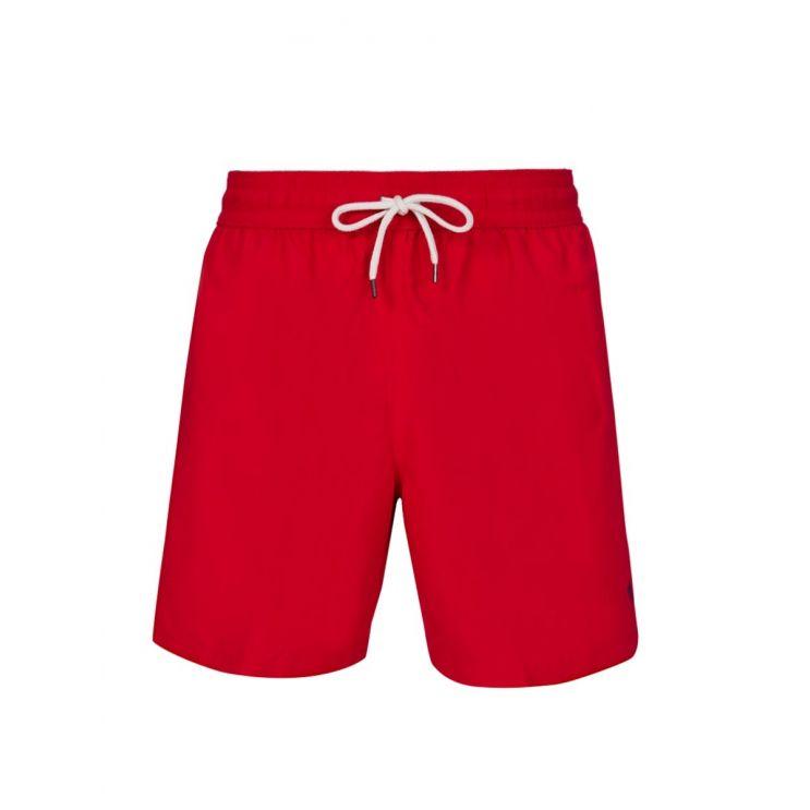 Polo Ralph Lauren Red Traveller Swim Shorts