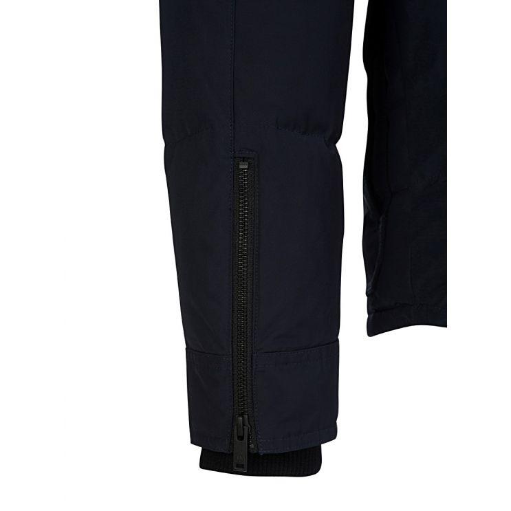 Moose Knuckles Navy Shippagan Jacket