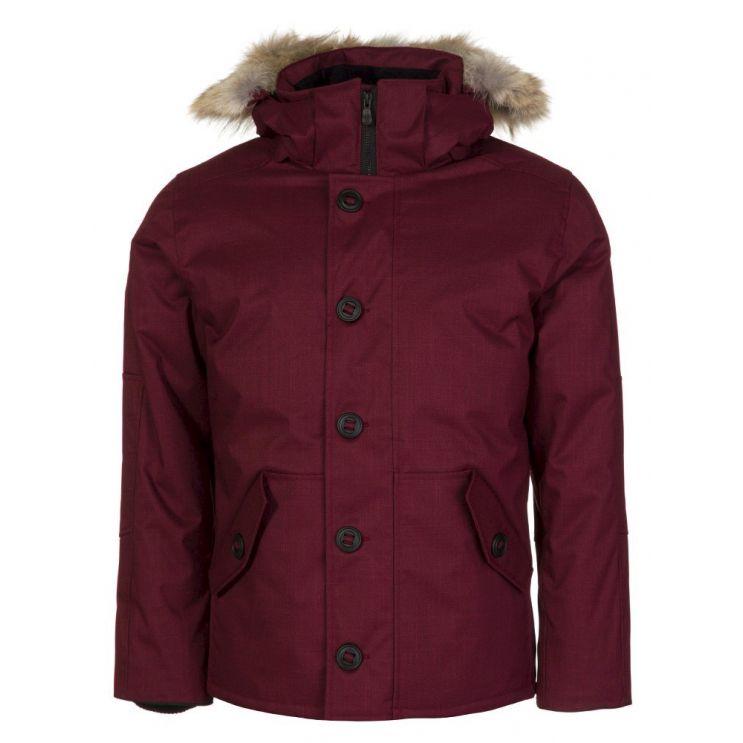 Canada Goose Bordeaux Cumberland Parka Jacket