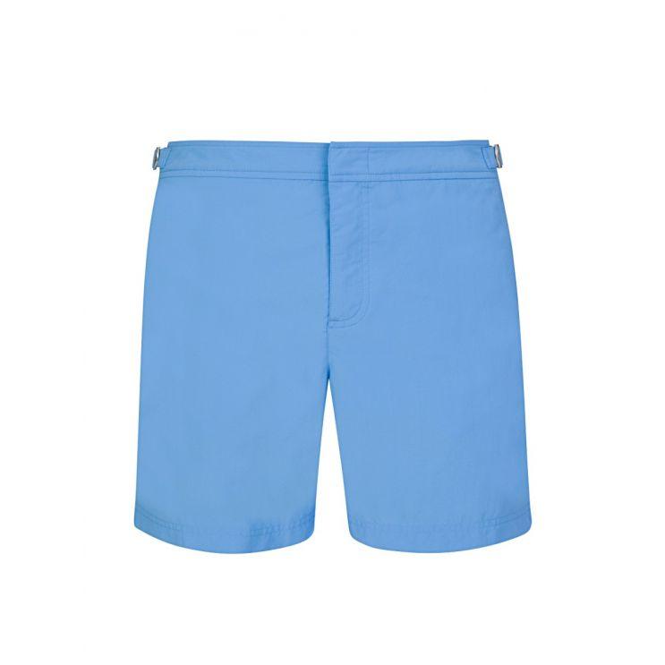 Orelbar Brown Bulldog Blue Riviera II Bulldog Swim Shorts