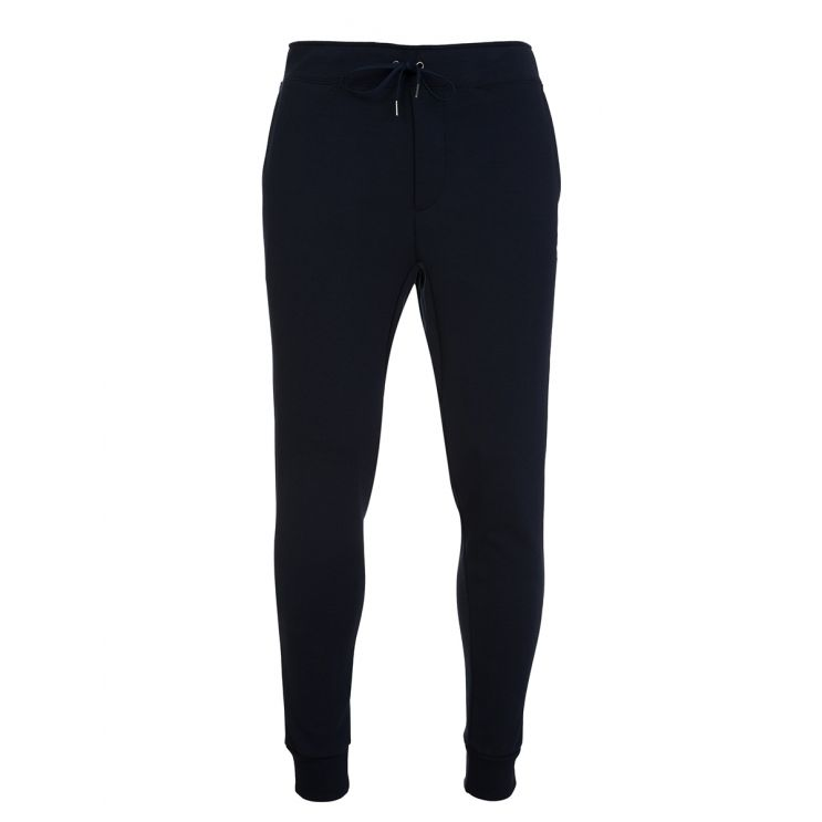 Polo Ralph Lauren Navy Double-Knitted Jogger