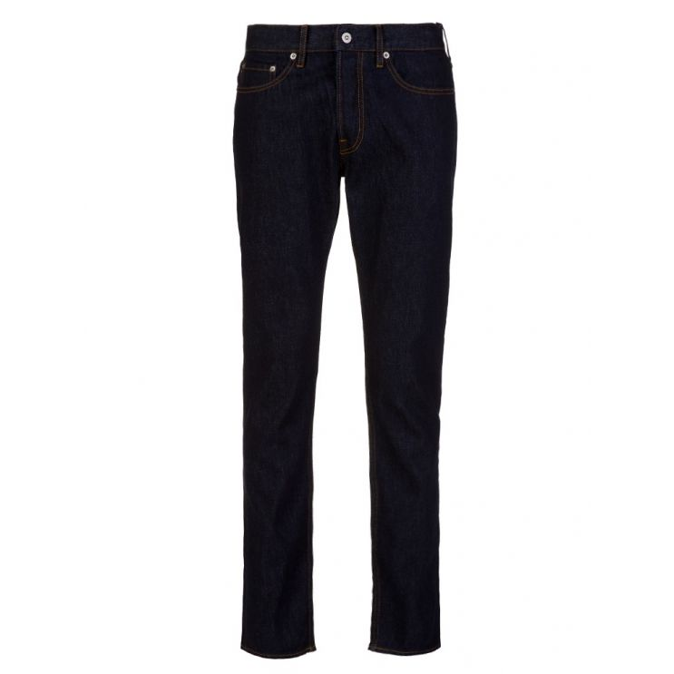 Stone Island Washed Navy Slim Fit Jeans