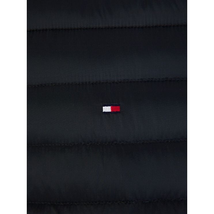 Tommy Hilfiger Black Packable Down Filled Jacket