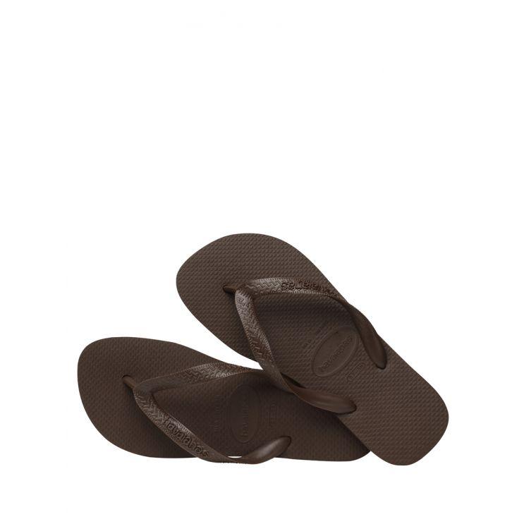 Havaianas Brown Top Flip Flops
