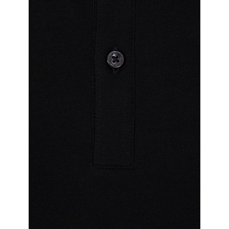 BOSS Black Fine Piqué Polo Shirt