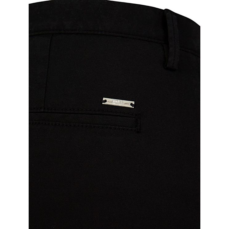 BOSS Black Slim Fit Rice Trousers