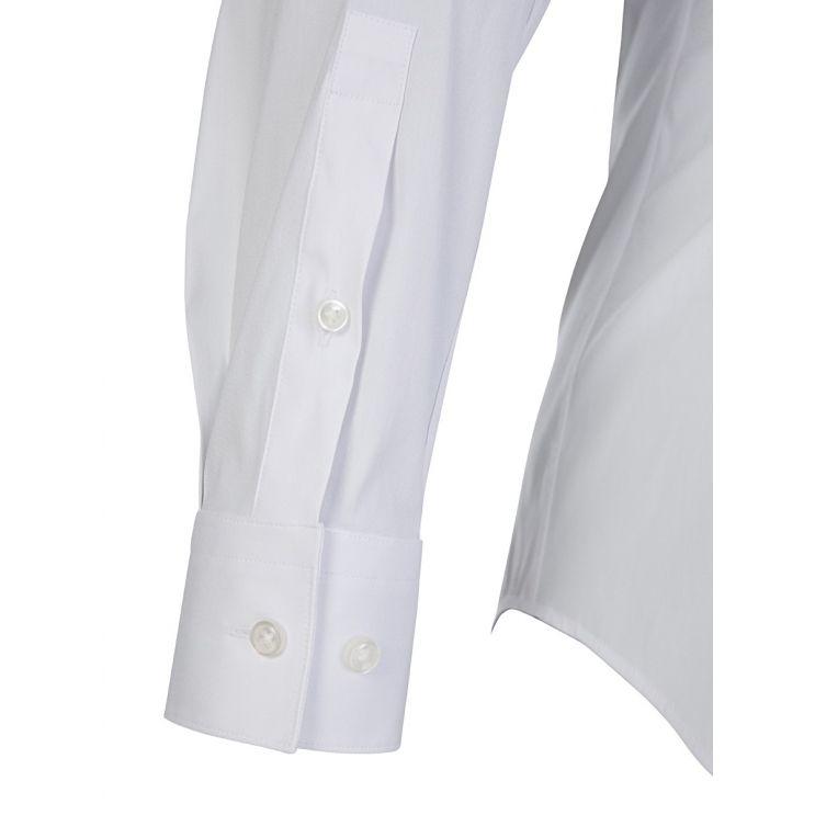 BOSS White Extra Slim Shirt