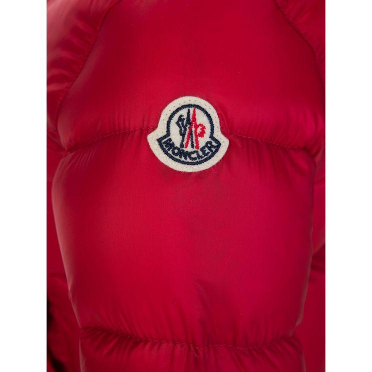 Moncler Enfant Red New Macaire Jacket