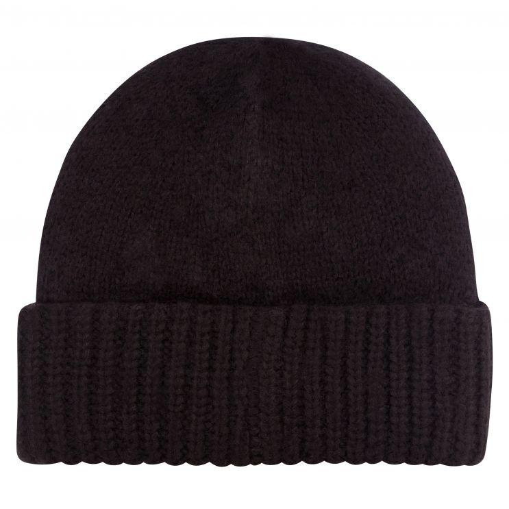 Mackage Black Chris Beanie Hat