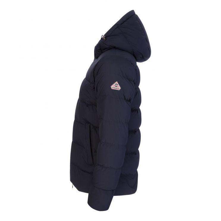Pyrenex Navy Spoutnic Mini Ripstock Jacket