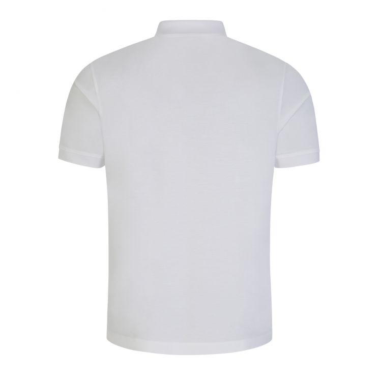 BOSS White Parlay 125 Polo Shirt