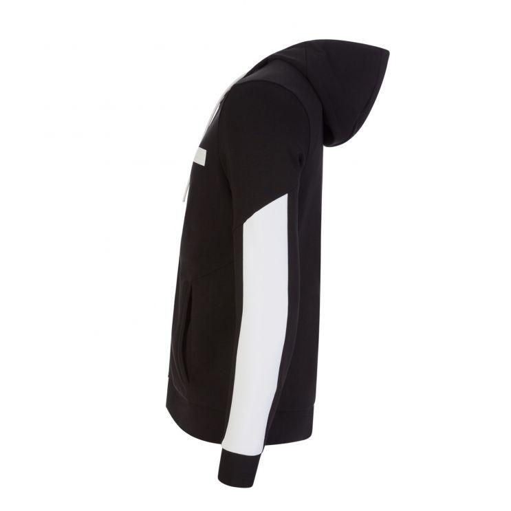 BOSS Black Athleisure Saggy Batch Zip-Through Hoodie