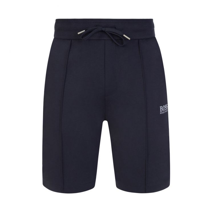 BOSS Dark Blue Bodywear Tracksuit Shorts