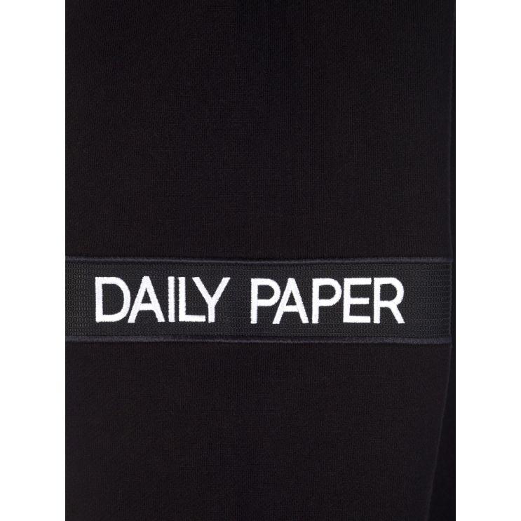 Daily Paper Black Captain Hoodie