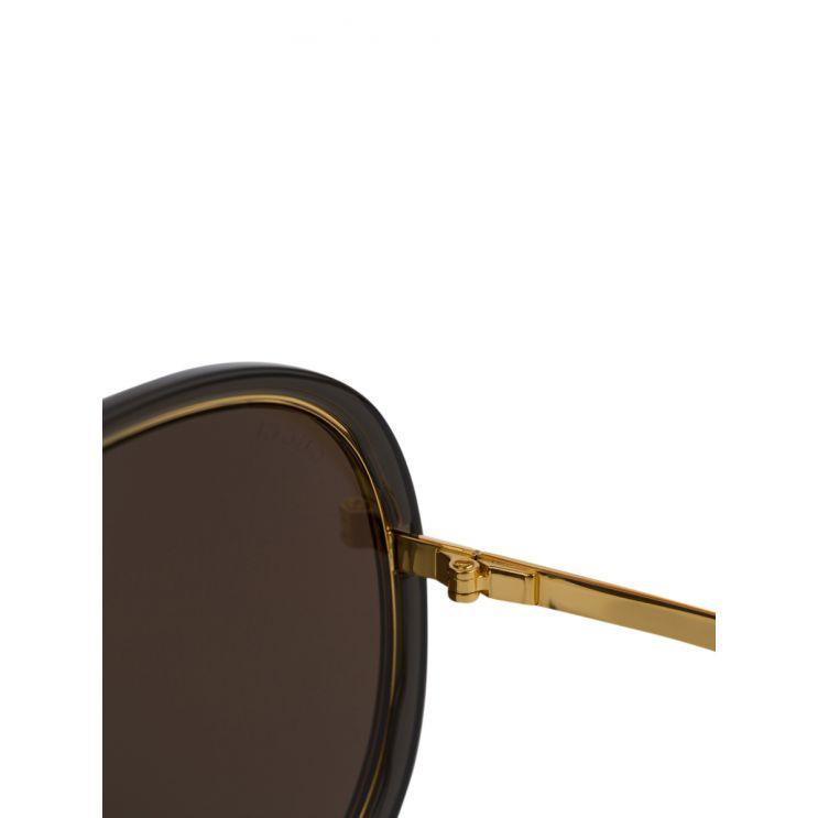 Gucci Grey/Gold Set M Sunglasses