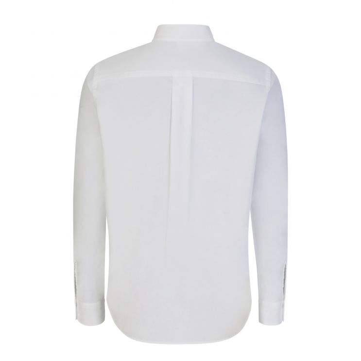 KENZO White Tiger Crest Casual Shirt