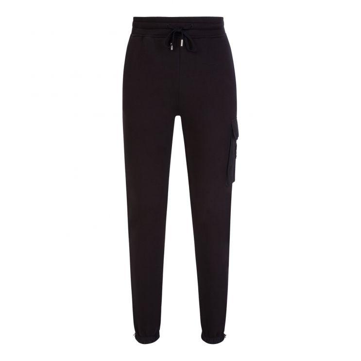 Mackage Black Marvin Sweatpants
