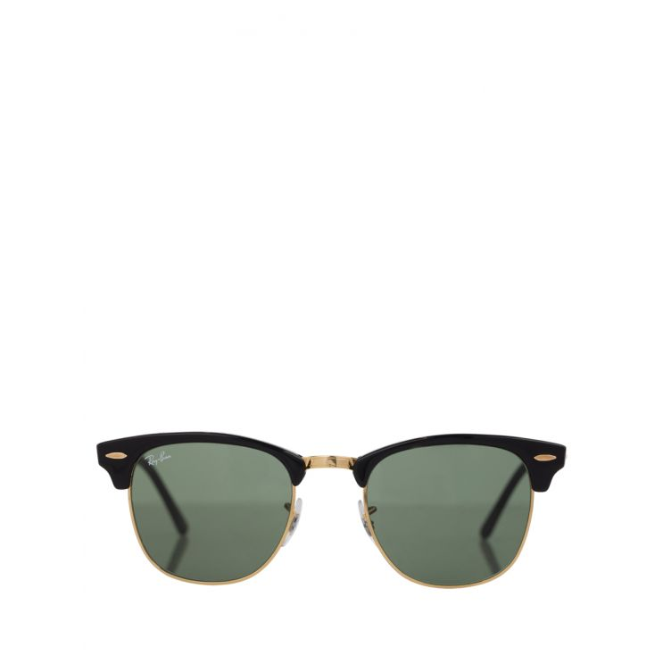 Ray-Ban Black Clubmaster Classic Sunglasses