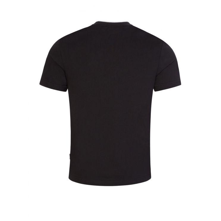 Calvin Klein Black Organic Cotton T-Shirt