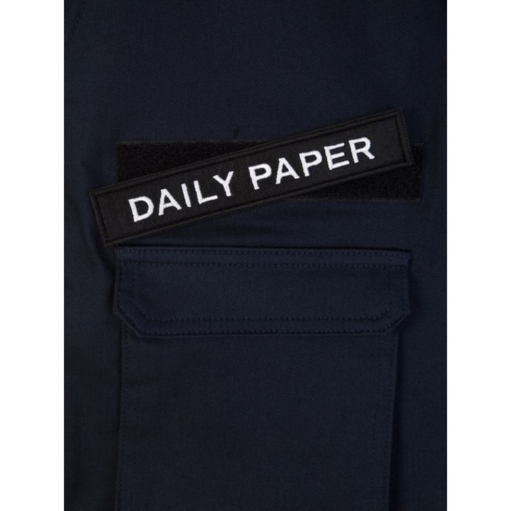 Daily Paper Navy Cargo Pants