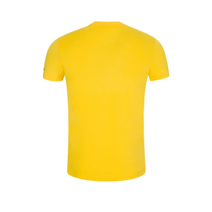 Dsquared2 Yellow Underwear Collection T-Shirt