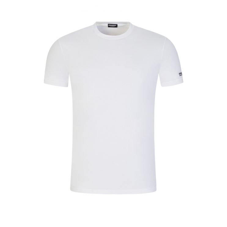 Dsquared2 White Underwear Collection T-Shirt