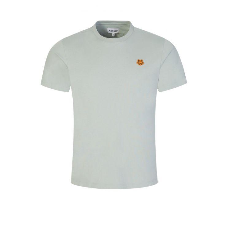 KENZO Green Classic Tiger Crest T-Shirt