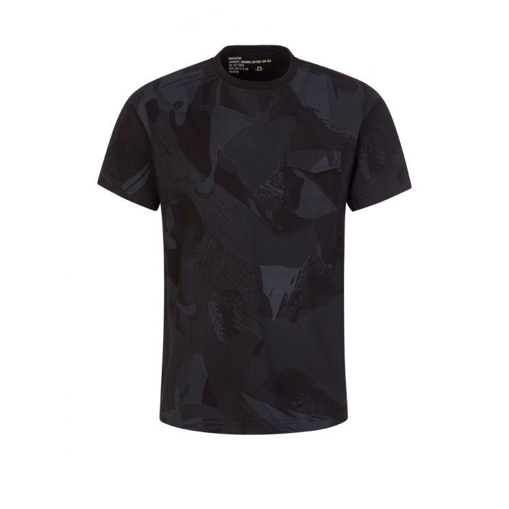 Maharishi Black Camo T-Shirt
