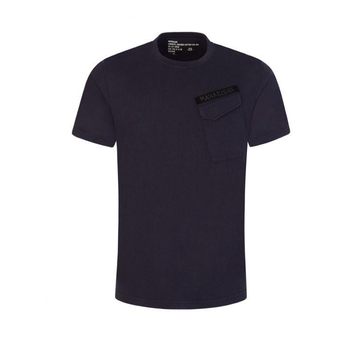 Maharishi Navy Pocket T-Shirt