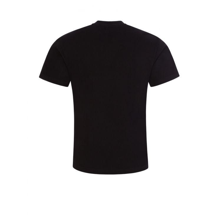 Represent Black Small Logo T-Shirt