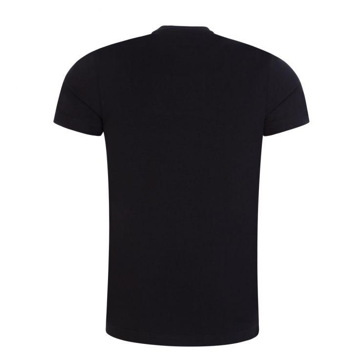 Tommy Hilfiger Black Stretch Slim T-Shirt