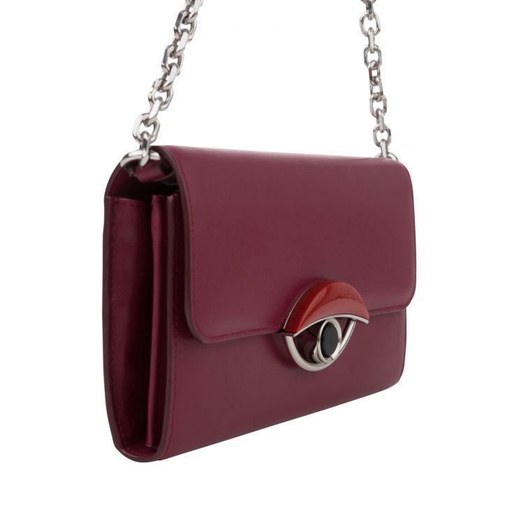 KENZO Black TALI Eye Crossbody Bag
