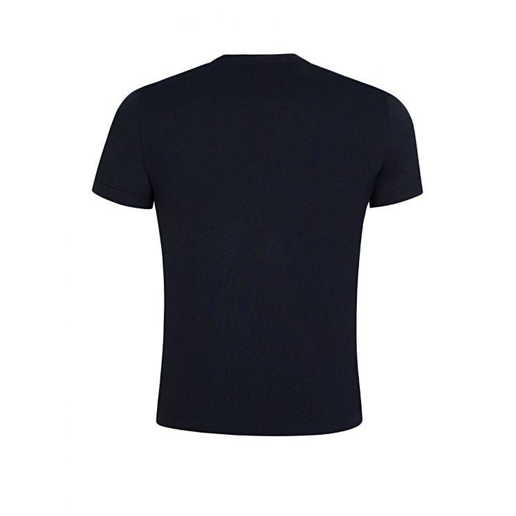 Calvin Klein Navy Cotton Logo T-Shirt