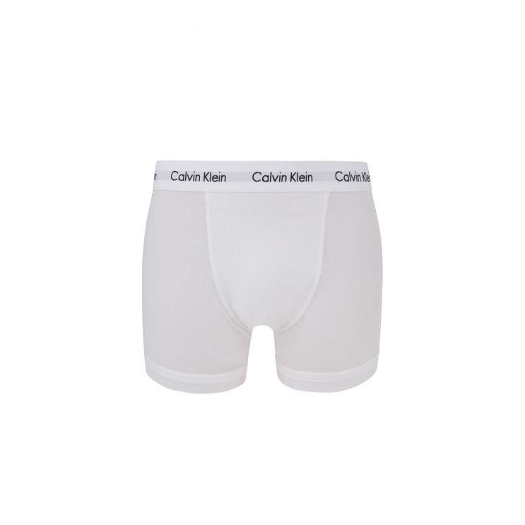 Calvin Klein White Classic-Fitting Trunks 3-Pack