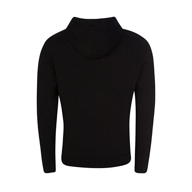 Calvin Klein Black Logo Hoodie
