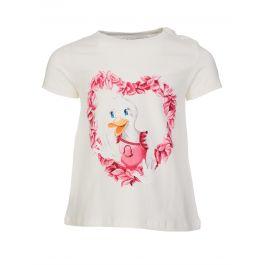 Cream Duck T-shirt