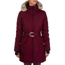 Bordeaux Hazelton Coat
