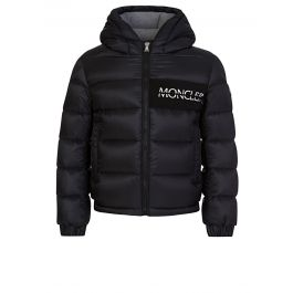 Black Aiton Puffer Jacket
