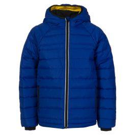 Kids Blue Sherwood Hooded Jacket