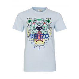 Sky Blue Tiger T-Shirt