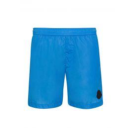 Blue Logo Swim Shorts
