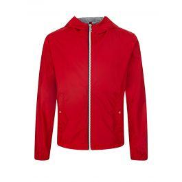 Red New Urville Raincoat