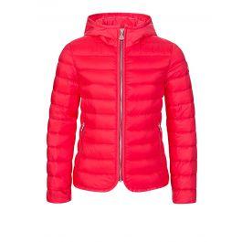 Pink Takaroa Puffer Jacket