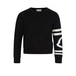 Black Stripe Sweatshirt