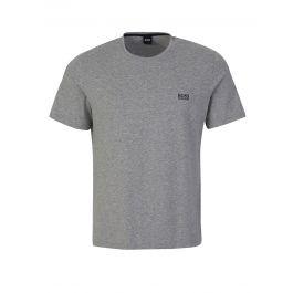 Grey Mix + Match Crew Neck T-Shirt