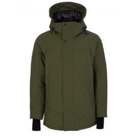 Green Sanford Parka Jacket
